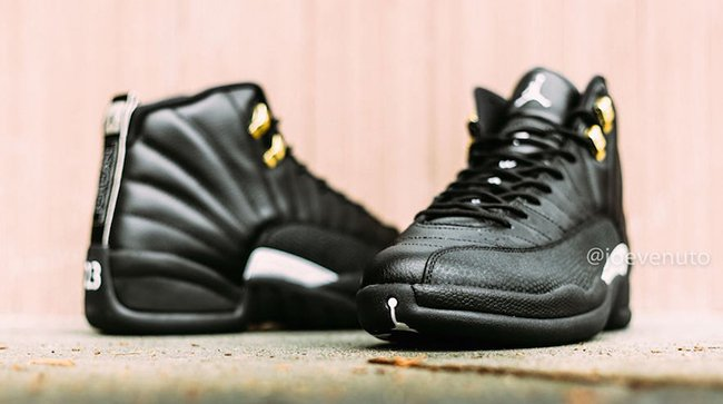 Retro Air Jordan 12 The Master