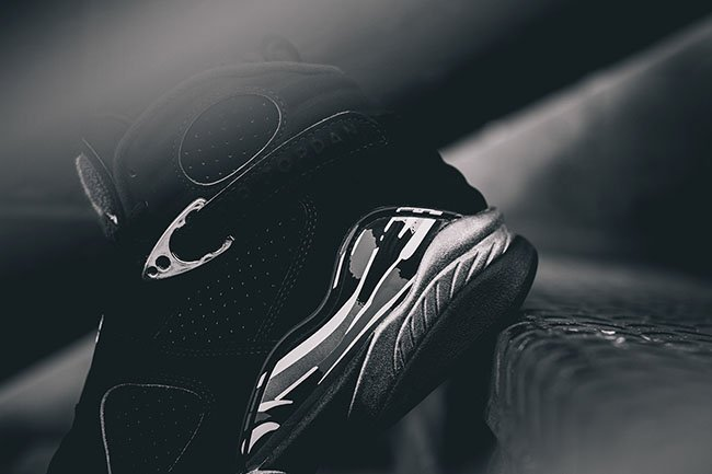 Retro Air Jordan 8 Chrome 2015 Release