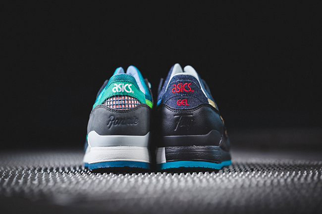 Ronnie Fieg Asics Gel Lyte III What The Release