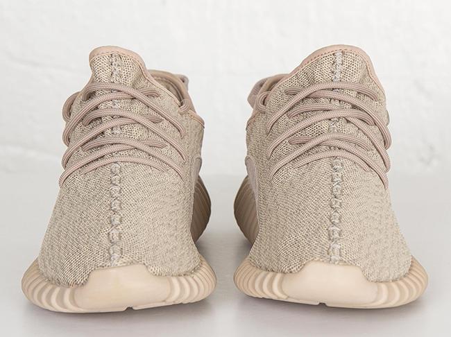 Tan adidas Yeezy 350 Release