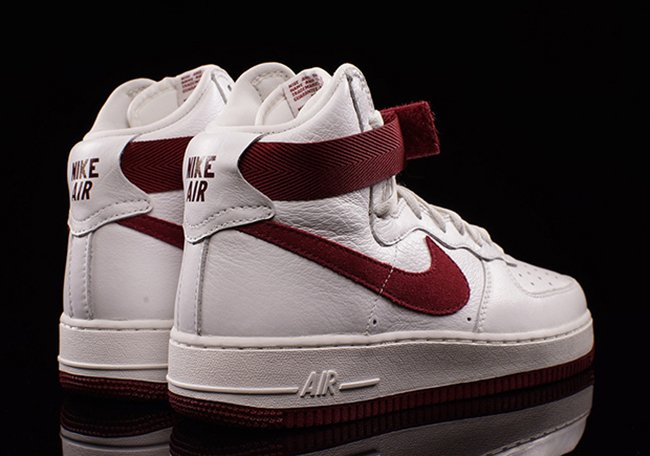 Team Red Air Force 1 High OG