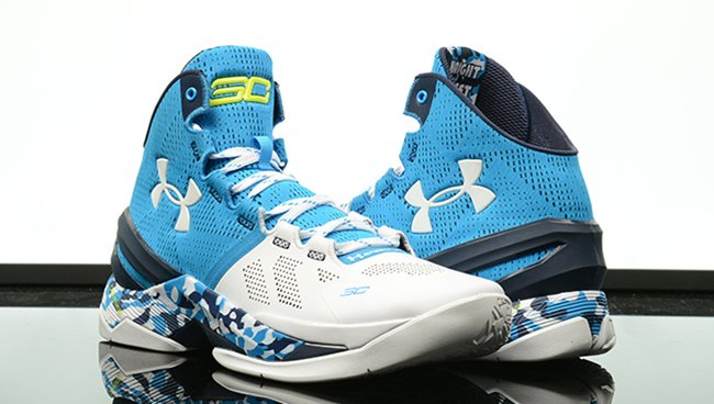 Curry 2 Haight Street Release