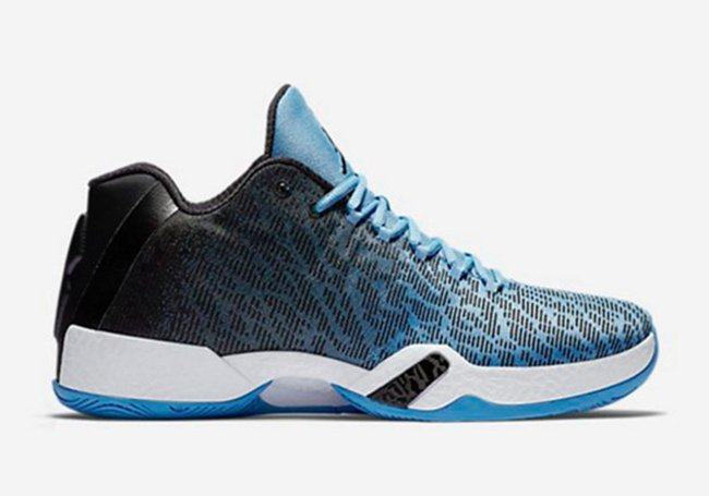 UNC Air Jordan XX9 Low
