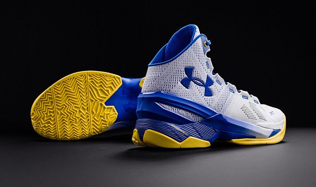Under Armour Curry 2 Dub Nation Home