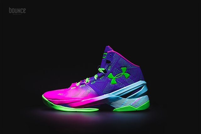 Under Armour Curry 2 Northern Lights