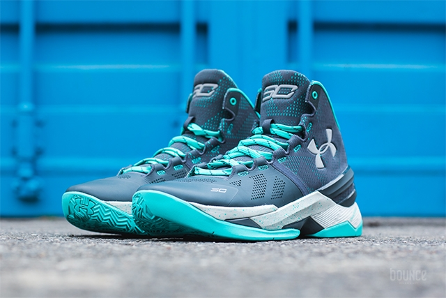 Under Armour Curry 2 Rainmaker The Storm