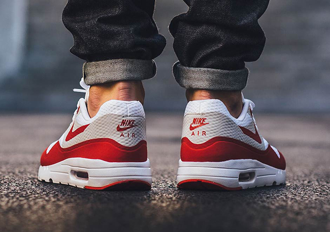 Nike Air Max 1 Ultra OG White Red Grey | SneakerFiles