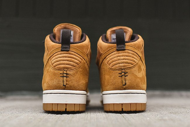 Wheat Nike Dunk CMFT Sneakerboot