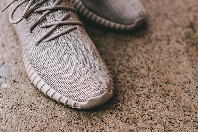 Yeezy 350 Boost Tan On Feet