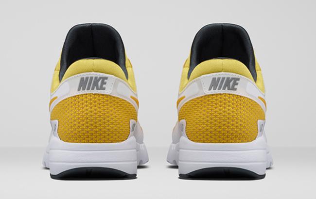 Yellow Nike Air Max Zero Release