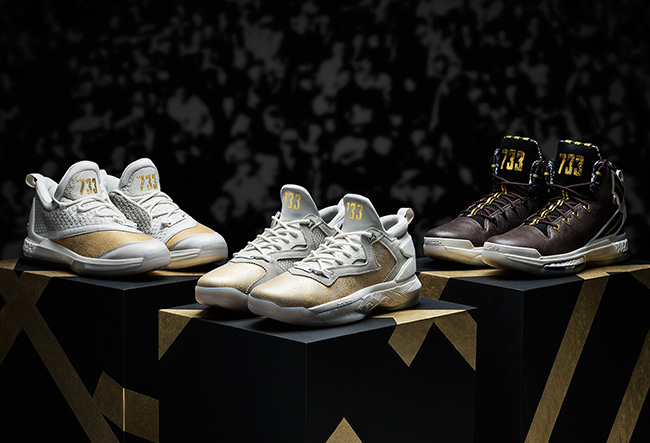 adidas Basketball BHM Black History Month 2016