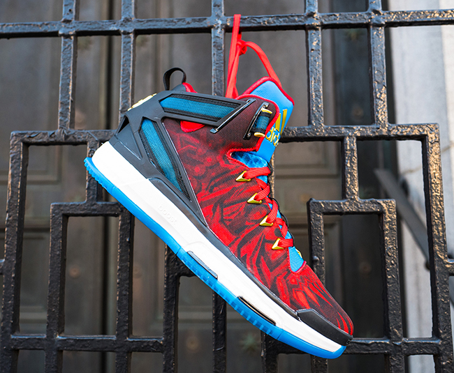 adidas Basketball Year of the Fire Monkey