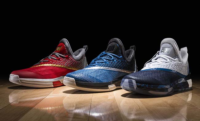 adidas Crazylight Boost 2.5 Andrew Wiggins