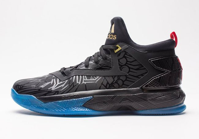 adidas D Lillard 2 Year of the Monkey  052215d084