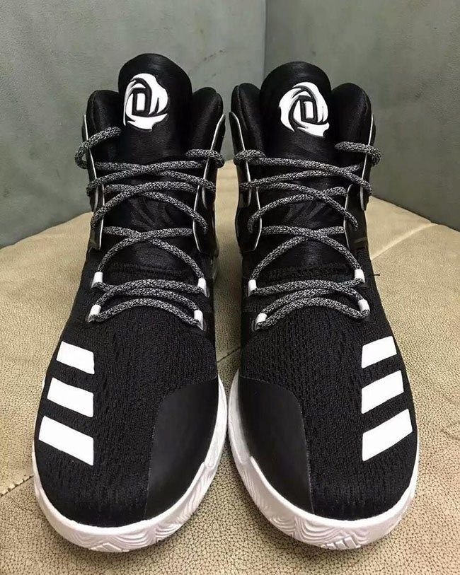 d rose shoes black and white Sale  dfc5fee36585