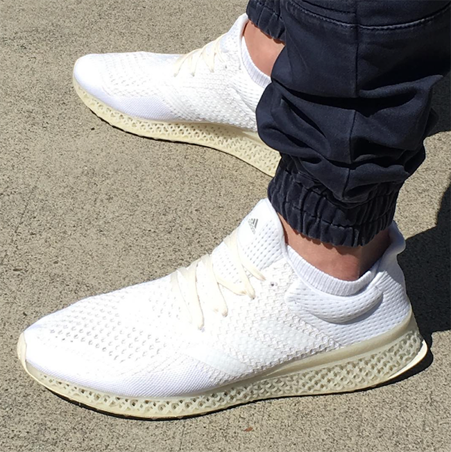 adidas FutureCraft 3D On Feet