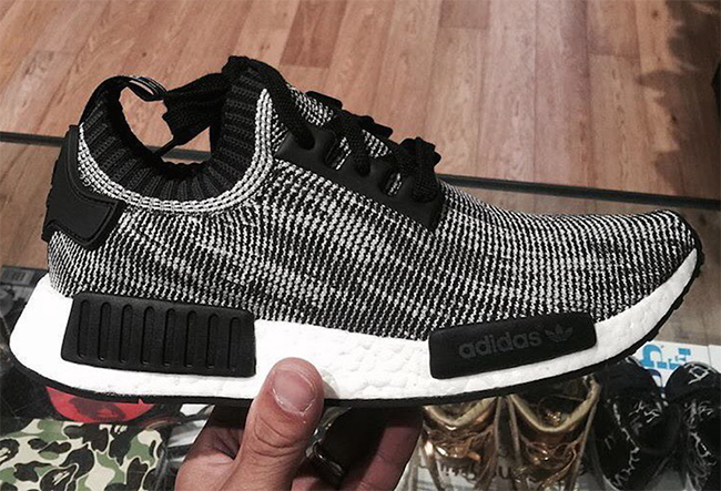 adidas NMD Black White Release Date