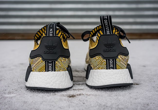 adidas NMD PK Yellow Black