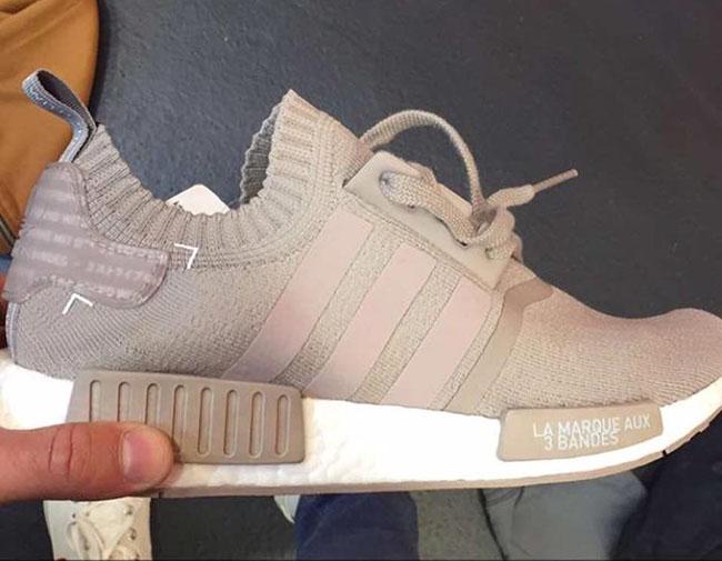 Adidas NMD sneakerfiles vapor gris