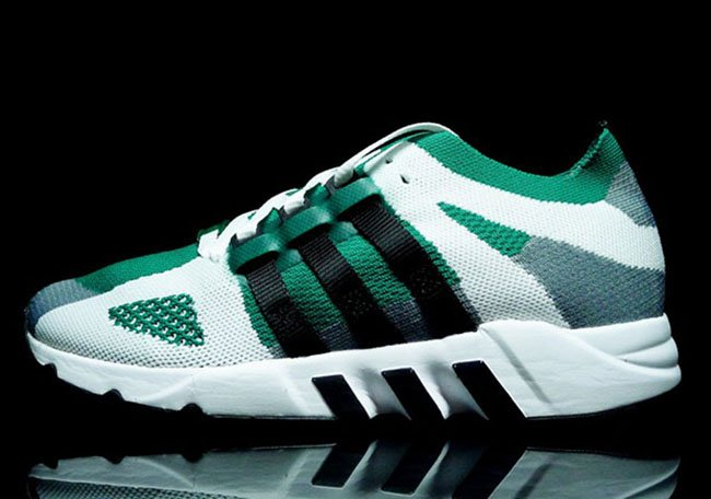 The adidas EQT Running Support Comes At Us Red Hot