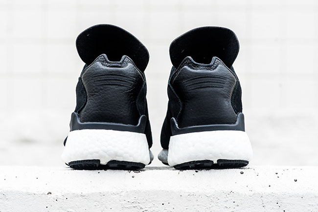 adidas Skateboarding Busenitz Pure Boost Black White