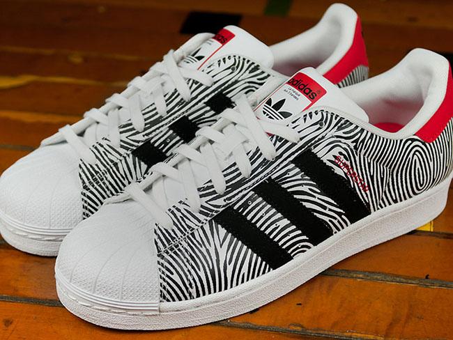 adidas Superstar FP Thumbprint
