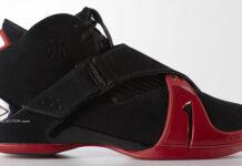 adidas TMAC 5 Retro Black Red