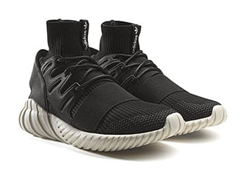 adidas Tubular Doom Primeknit Reflective Pack Black