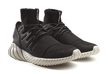 adidas Tubular Doom Primeknit Reflective Pack Black