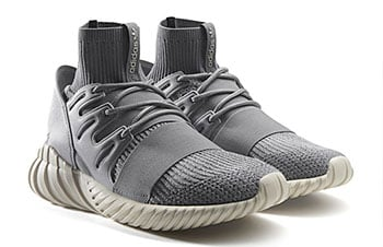 adidas Tubular Doom Primeknit Reflective Pack Grey