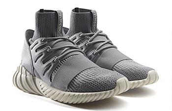 adidas Tubular Doom Primeknit Reflective Pack Grey