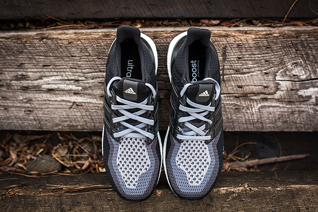 Adidas Ultra Boost Core Black Grey