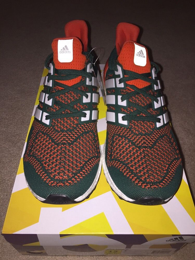 Adidas Ultra Boost Hurricanes