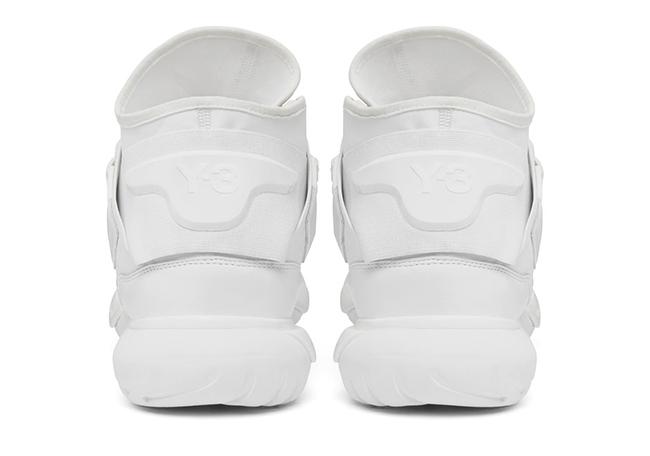 adidas Y-3 Qasa Hi Triple White