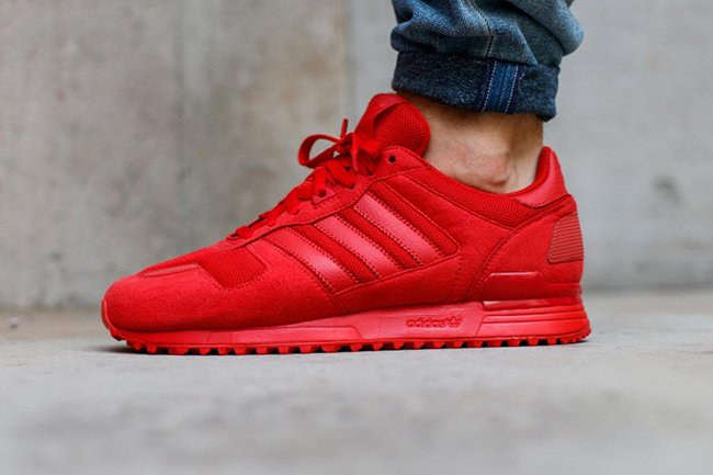 "adidas ZX 700 ""Triple Red"" 
