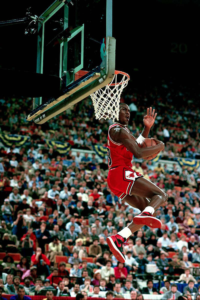 Air Jordan 1 Banned Michael Jordan