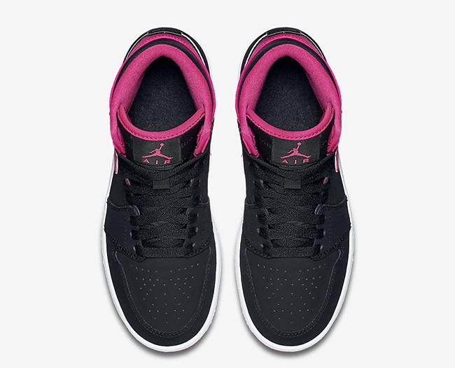 Air Jordan 1 High GS Vivid Pink