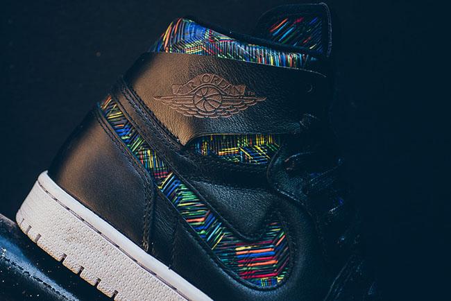 Air Jordan 1 Nouveau BHM Release