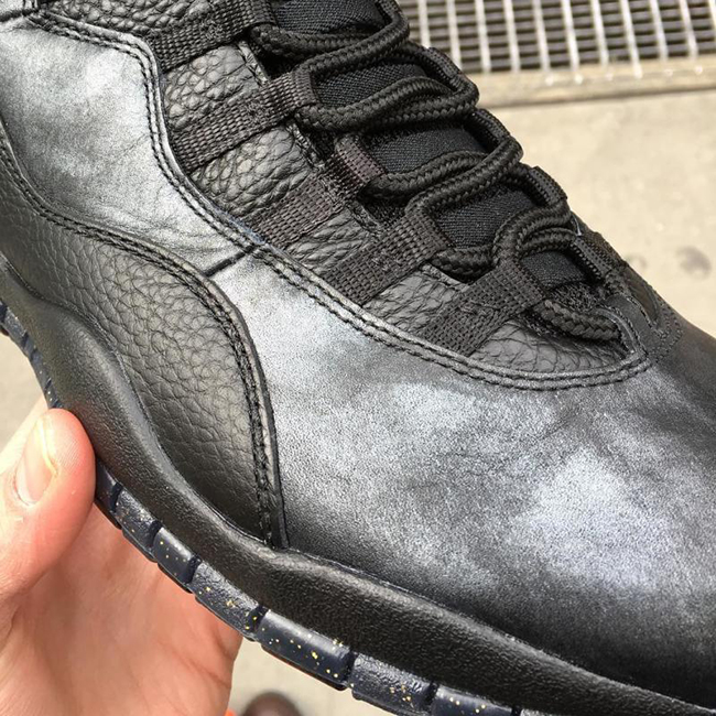 Air jordan 10 NYC City Retro