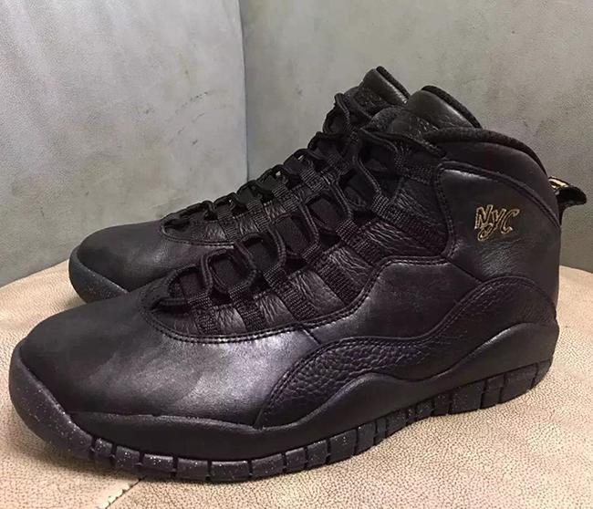 Air Jordan 10 NYC New York City Release Date - Sneaker Bar Detroit