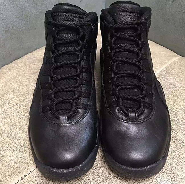 Air Jordan 10 NYC Retro 2016