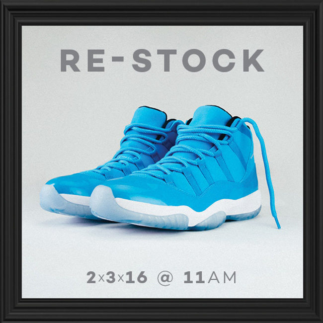 Air Jordan 11 Pantone Restock Shiekh Shoes