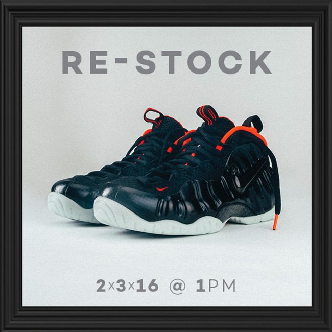 Nike Foamposite Pro Yeezy Restock Shiekh Shoes