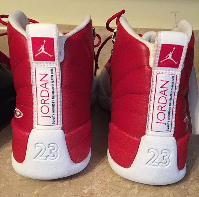 Air Jordan 12 Gym Red 2016
