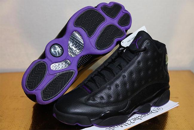 Air Jordan 13 CP3 Samples
