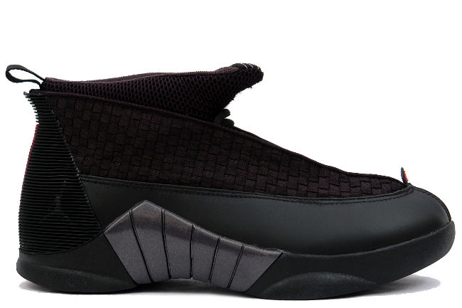 Air Jordan 15 Stealth Black Varsity Red 2017