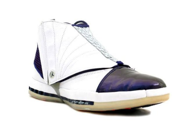 Air Jordan 16 Midnight Navy 2016 Retro