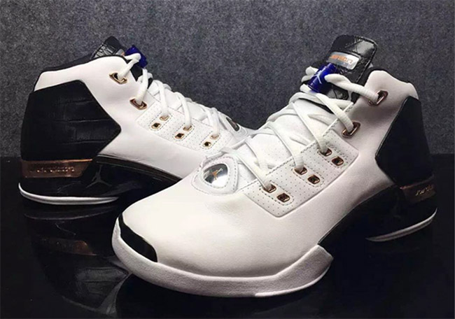 Air Jordan 17 Copper Retro 2016