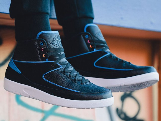 Air Jordan 2 Brooklyn 80 Radio Raheem