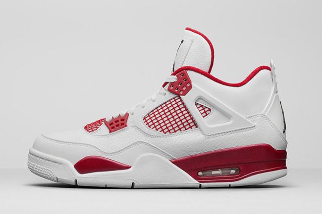 Air Jordan 4 Alternate January 2016